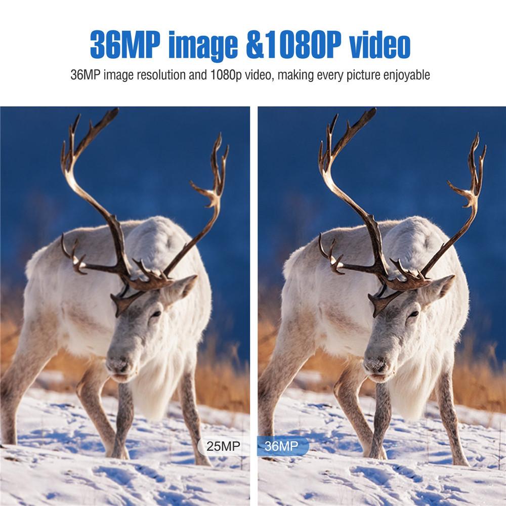 BolyGuard MG984G-36M 4G Trail Camera with Cloud APP 3